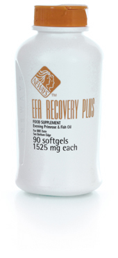EFA Recovery Plus 90 softgels